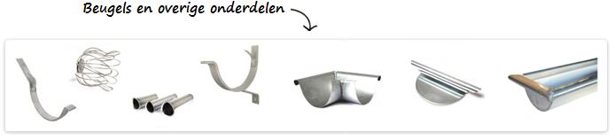 beugels mastgoot onderdelen