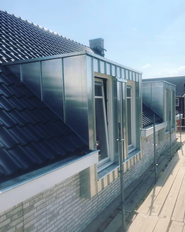 Zinken Dakkapel - Voordelig Maatwerk - Zinkbouwmarkt.nl