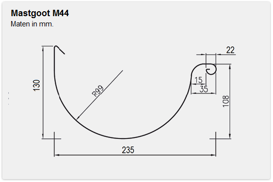 Mastgoot M44