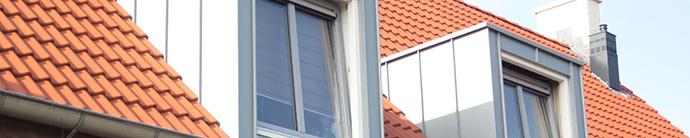 Zinken dakkapel op maat
