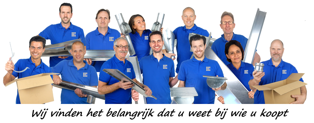 Team van Zinkbouwmarkt.nl